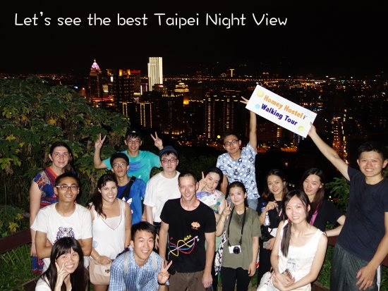 Homey Hostel -Taipei Elephant Mountain Hiking Free Tour