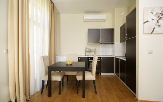 Фотография Апартаменты VALSET от AZIMUT Роза Хутор