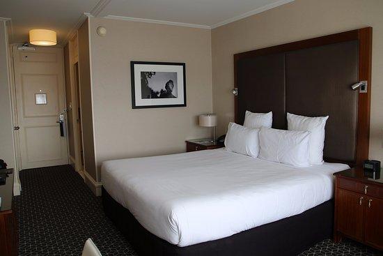 Pullman Auckland: elegante Zimmer