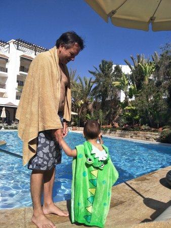 Hotel Timoulay & Spa Agadir : Great Hotel