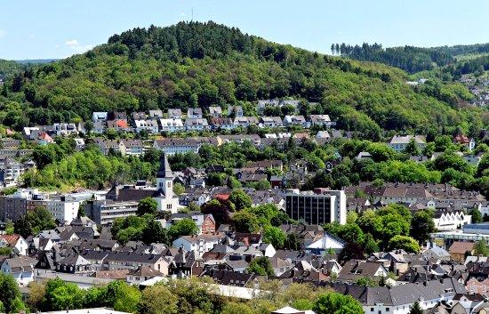 Cityhotel Siegen: Hotelumgebung - Stadt Siegen