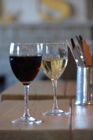 Good range of wine