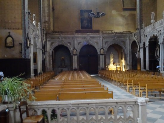 Montesquieu-Volvestre, Франция: L'église