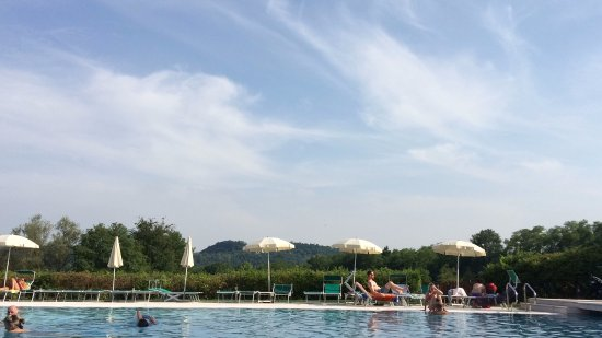 Asolo Golf Club Resort: Gemütlicher Pool in der Anlage - war sehr entspannend!