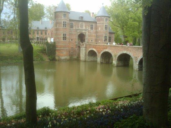 Groot-Bijgaarden, Belgia: Entrée du château