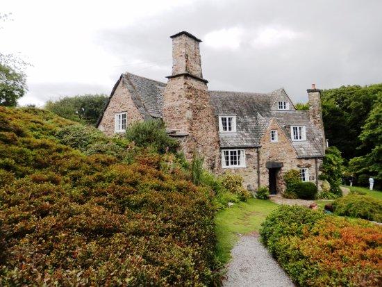 Leicestershire, UK: Stoneywell - House