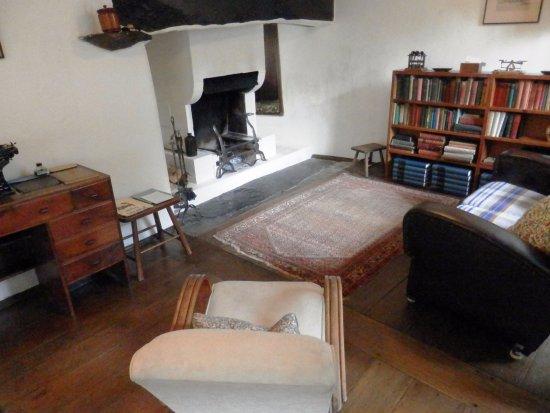 Leicestershire, UK: Stoneywell - House lounge