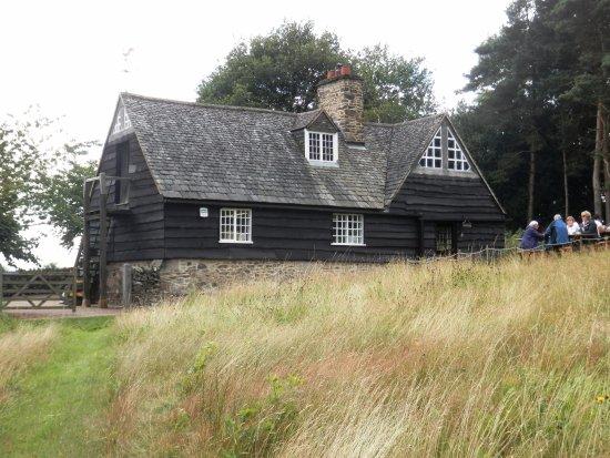 Leicestershire, UK: Stoneywell - Tearoom