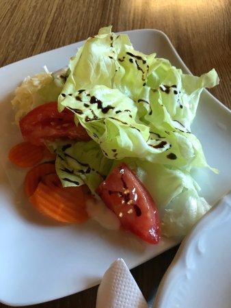 Nagel, Deutschland: Salatbeilage