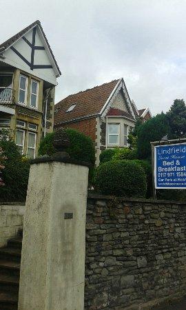 Lindfield Guest House: À chegada