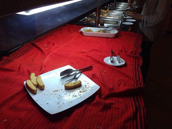 Zita Beach Resort: О завтраках в этом отеле