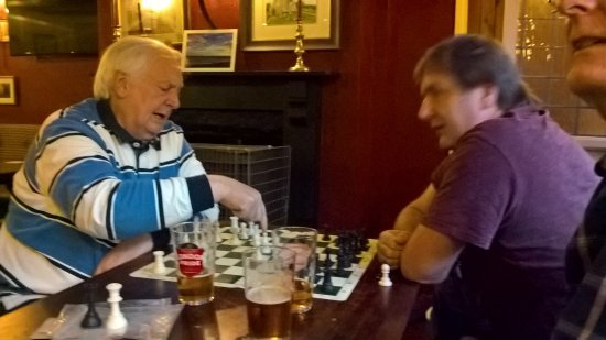 The Star Inn: Monday Chess Session