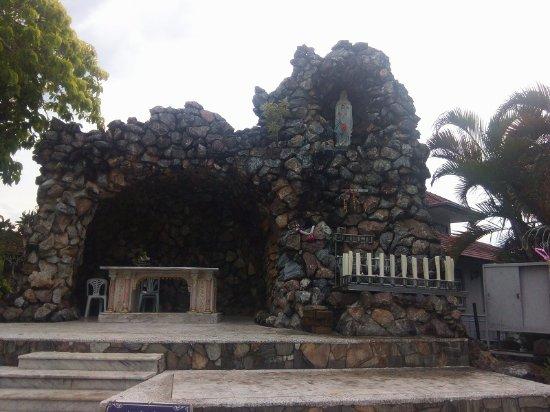 Chanthaburi, Thailand: Maria grotto