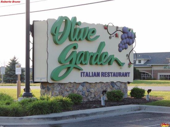 Olive Garden: Insegna