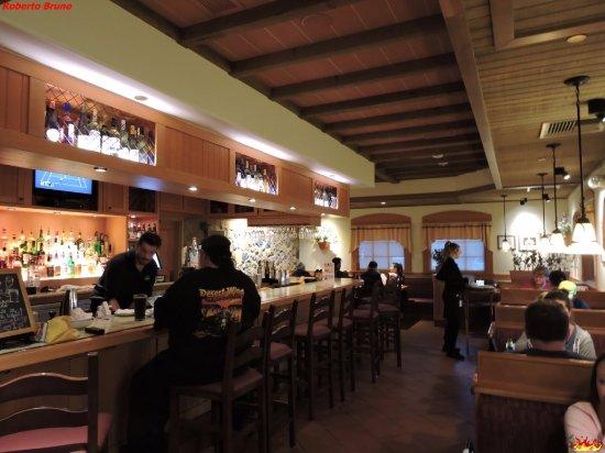 Olive Garden: Interno
