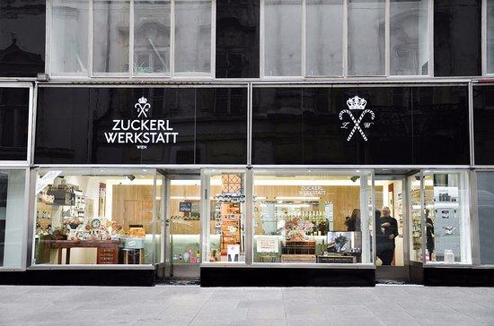 Zuckerlwerkstatt Vienna