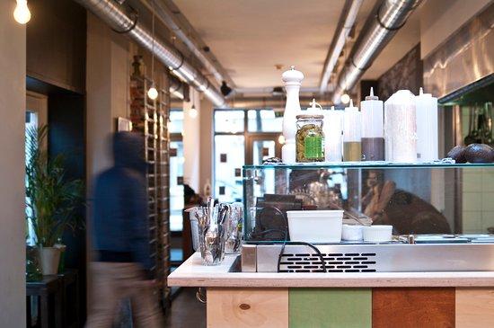 Keuken picture of wieck bar grill roermond tripadvisor