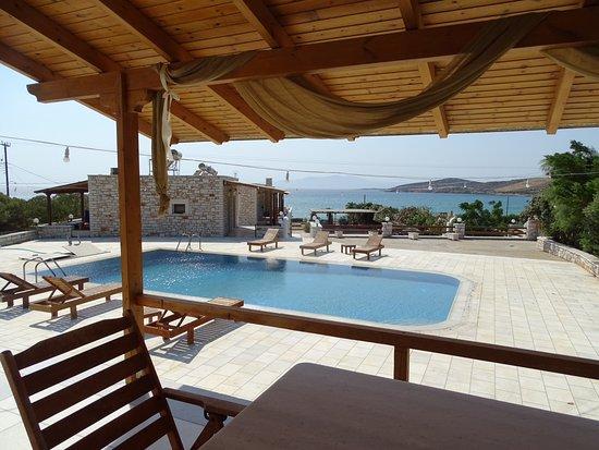 Agiassos, Greece: vue de la villa