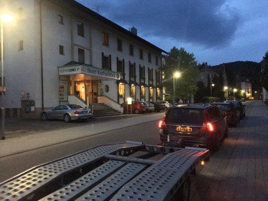 Hotel Kurparkblick : photo0.jpg