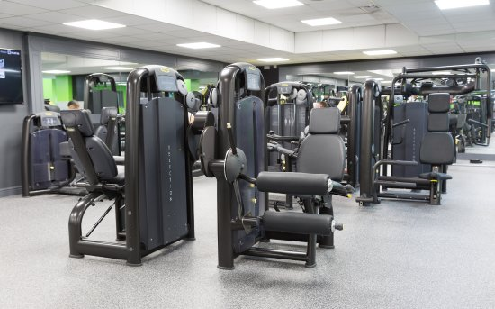Chilwell, UK: Gym Facilities