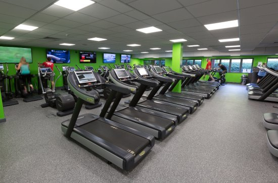 Chilwell, UK: Gym Facilities