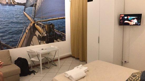 B B Luxury Salerno Central Italien B B Anmeldelser