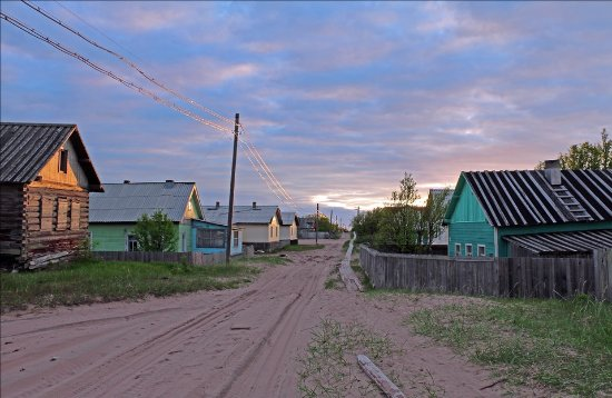 Kuzomen, Russia: Кузомень
