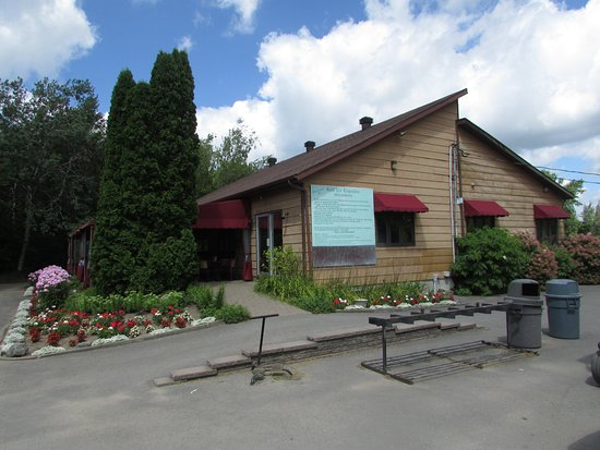 Saint-Jean-sur-Richelieu, Canada: chalet principal