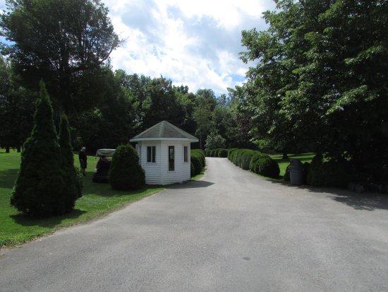 Saint-Jean-sur-Richelieu, Canada: départs