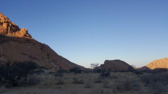 Damaraland, Namibia: Spitzkoppe