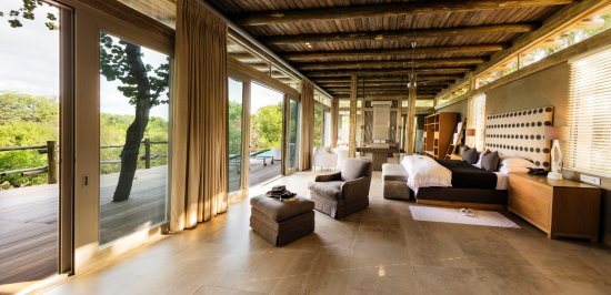 Kapama Private Game Reserve, South Africa: Superior suite