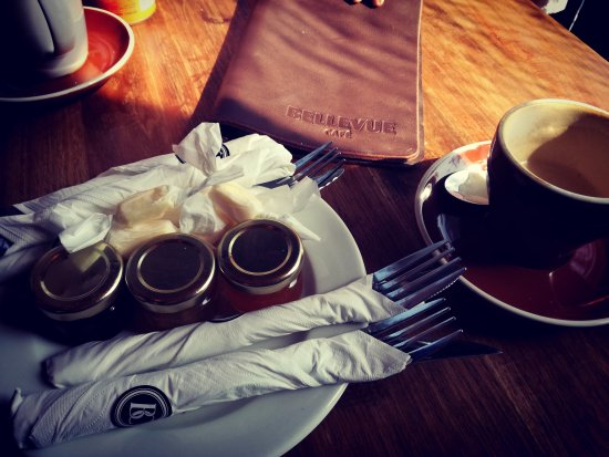 Kloof, South Africa: Bellevue Cafe