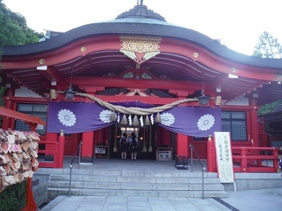護国神社 (仙台市)護国神社