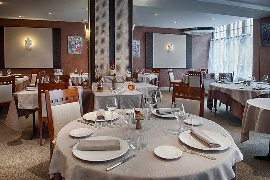 Restaurant Hotel Restaurant France Dans La Cote