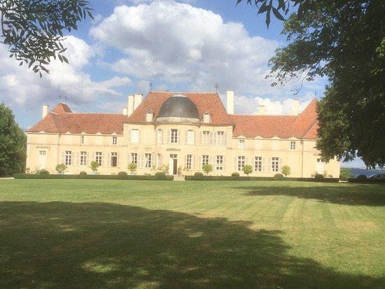 Jardin du Chateau de Lantilly