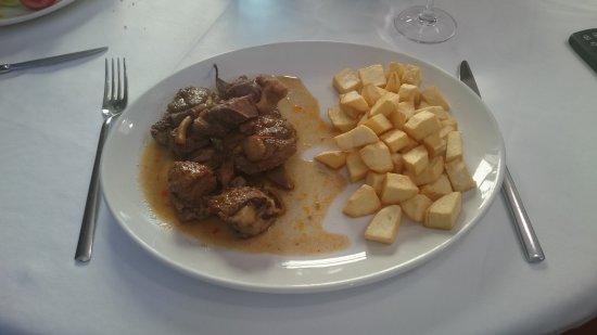 Foto de Restaurante Hotel Rural Ambasmestas