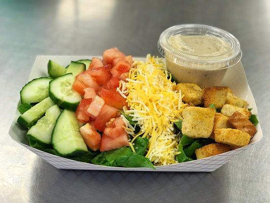 นอร์ทแฮมป์ตัน, นิวแฮมป์เชียร์: Side Salad