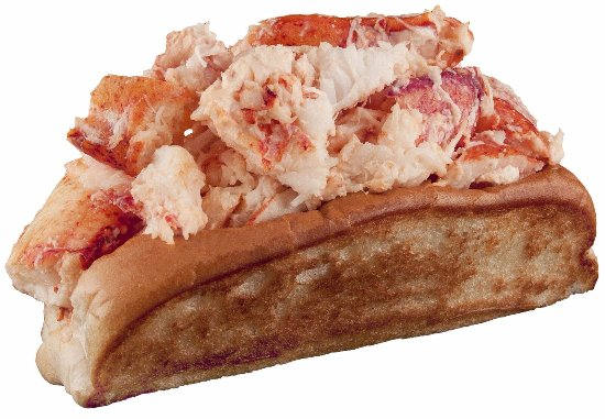 North Hampton, NH: Our delicious lobster roll