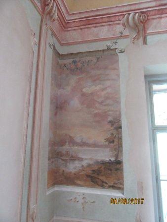 Gyöngyös, Magyarország: Megmaradt falfestmény