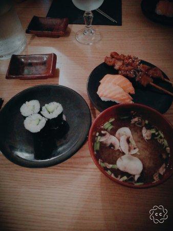 restaurant sushi tokoro dans colomiers avec cuisine japonaise. Black Bedroom Furniture Sets. Home Design Ideas