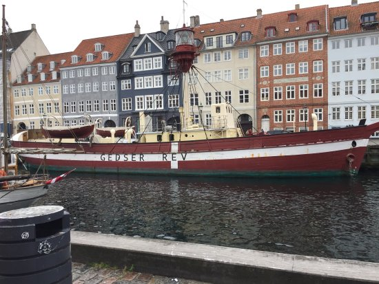 Copenhagen Tourist Point