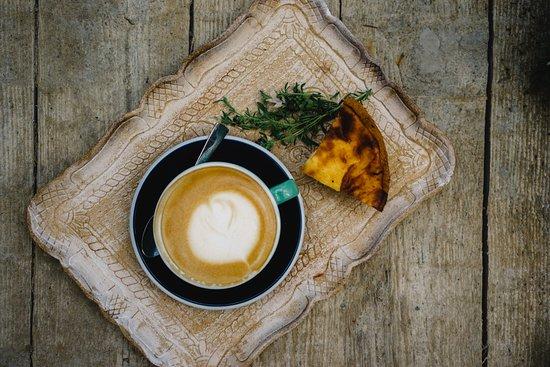 Herentals, België: Our darling Cappuccino