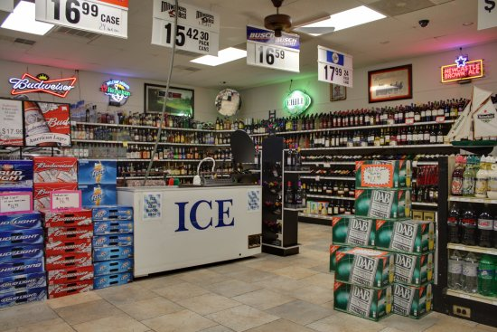 Tuckerton, NJ: Don't forget the ice!