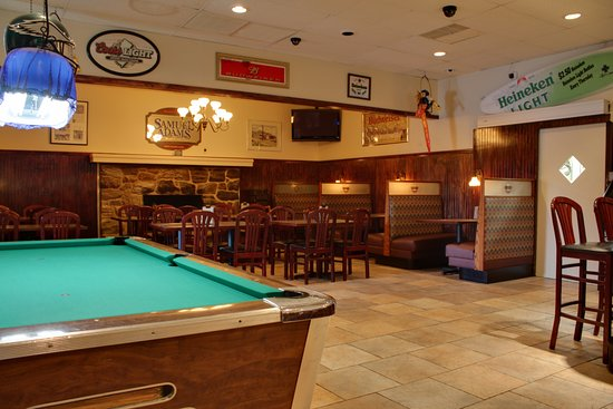 Tuckerton, NJ: Shoot a game of pool while you're here.