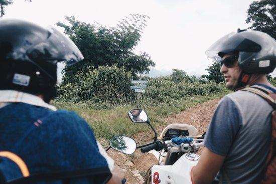 Lashio, Burma: Which way?