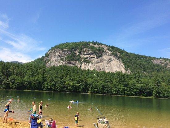 Conway, NH: Echo Lake