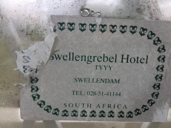 Swellengrebel Hotel: photo1.jpg