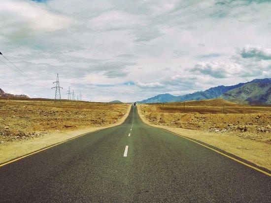 Road to Likir
