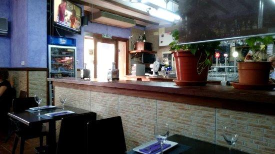 Cehegin, Spanien: RESTAURANTE EL SOL