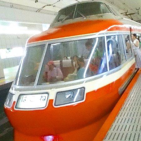 Odakyu Limited Express Romancecar: IMG_20170810_203603_236_large.jpg